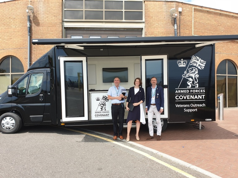 South West Mobile Veterans Outreach Support capability launched
