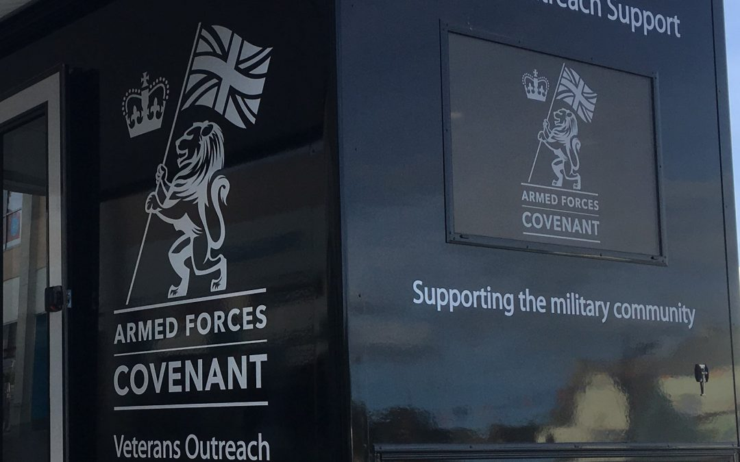 New Veterans Outreach Support Service makes its debut in Wiltshire
